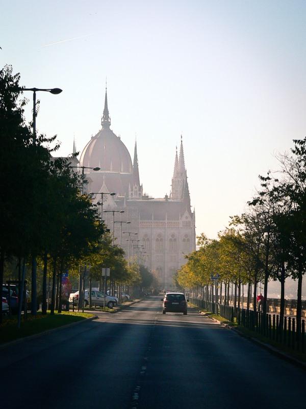 Budapest_reggel